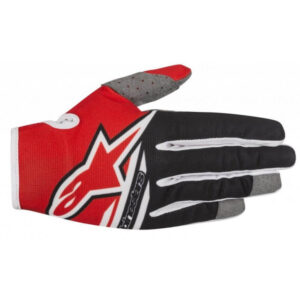 GUANTE ALPINESTARS RADAR FLIGHT ROJO/NGO
